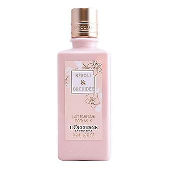 Moisturing Body Milk N roli & Orchid e L'occitane (245 ml)