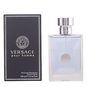 Desodorante en spray Versace Pour Homme (100 ml)
