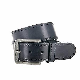 Tough Black Jeans Belt