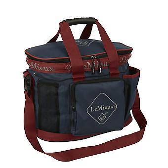 LeMieux Lemieux Grooming Bag - Navy Blue