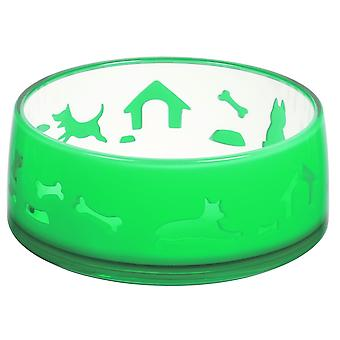 Ferribiella Duoworld Bowl S 330Ml-11,8X5Cm (Dogs , Bowls, Feeders & Water Dispensers)