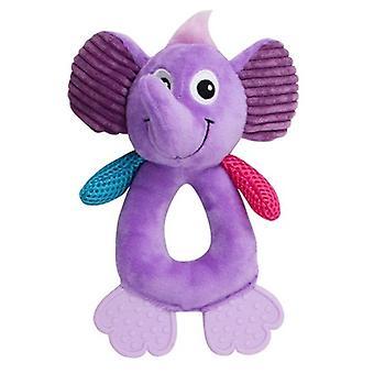 Pawise Peluches Vivid Life Aro Elefante para Perros (Dogs , Toys & Sport , Stuffed Toys)