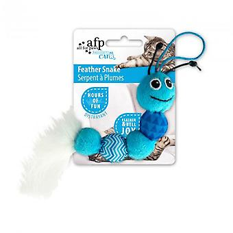 AFP snake Pen (Cats , Toys , Plush & Feather Toys)