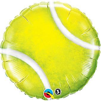 Qualatex 18 Inch ronde Tennis bal ontwerp folie ballon