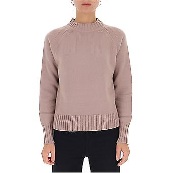 -apos;S Max Mara 93666029300004134 Women-apos;s Pink Wool Sweater