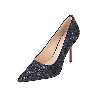 Högl 4-119019 Women's Pumps Black High Heels Stilettos Heel Shoes