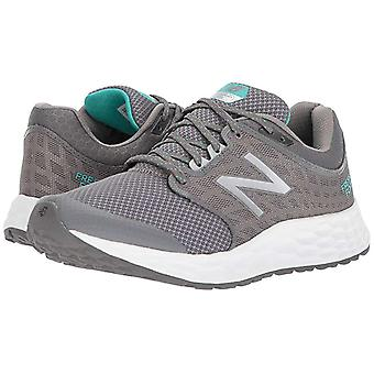 New Balance Womens WW1165GY Fabric Low Top Lace Up Running Sneaker