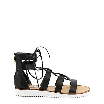 Steve Madden Original Women Spring/Summer Sandals - Black Color 35841