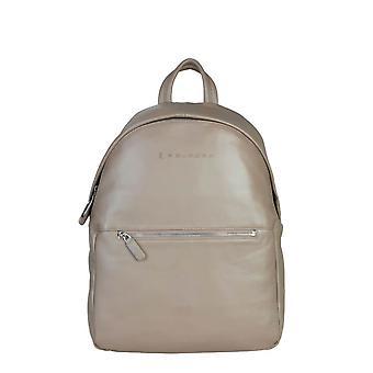 Piquadro Original Men All Year Backpack/Rucksack - Brown Color 30599