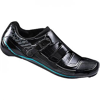 Shimano Wr84 Spd-sl Womens Shoes, Black