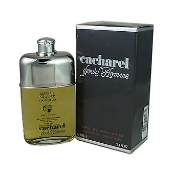 Cacharel voor mannen door cacharel 3.4 oz eau de toilette spray