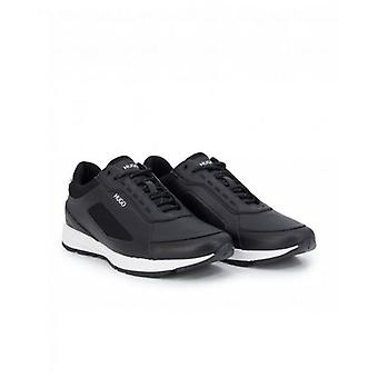 BOSS Footwear Hybrid Runn Leather Trainers