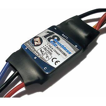 DualSky 18 A ESC, V2 met stekkers
