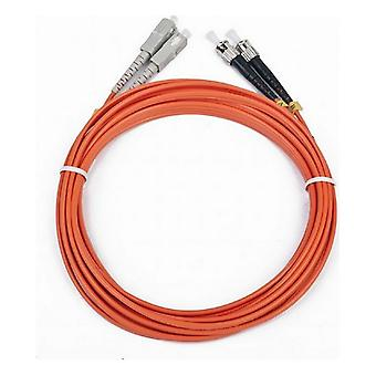 Duplex Multimode Fibre Optic Cable GEMBIRD CFO-STSC-OM2-5M (5 m)