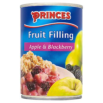 Princes Apple & Blackberry Fruit Filling