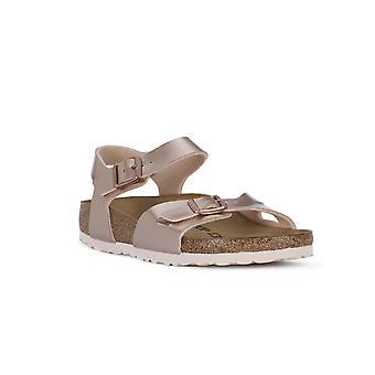 Birkenstock Rio Metallic 1012520W universal verano zapatos de mujer