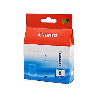 Cartucho de tinta cian Canon CLI8C
