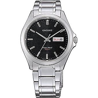 Orient men's Quartz analogue watch with stainless steel band FUG0Q004B6