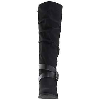 Blowfish Womens Swoops Closed Toe Knee High Fashion Boots