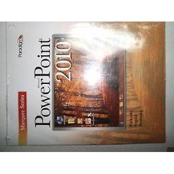 Microsoft (R)PowerPoint 2010 - Text with data files CD Marquee Series