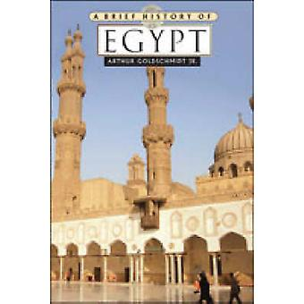 A Brief History of Egypt by Arthur Goldschmidt - 9780816066728 Book