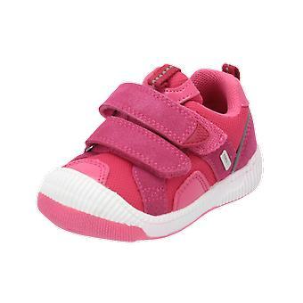 Reima REIMATEC® SHOES, KNAPPE DARK BERRY Kids Girls Sneakers Pink Sneakers
