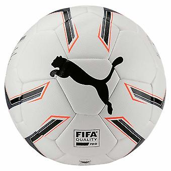 Puma Elite 1.2 Fusion FIFA Quality Pro Football Soccer Ball White/Black/Orange
