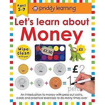 Wipe Clean Workbook Money by Roger Priddy - 9781783416080 Book
