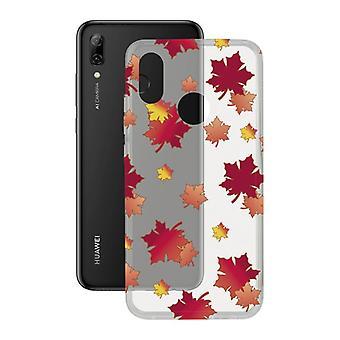 Mobile cover Huawei P Smart 2019 Contact Flex Autumn TPU