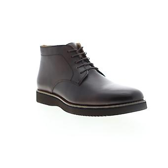 English Laundry Garrick  Mens Brown Leather Casual Dress Boots Shoes