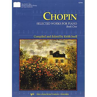 Chopin Selected Works for Piano Book 2 by Chopin & Frederic