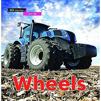 Let's Talk - Wheels by Katie Woolley - 9780711244351 Book