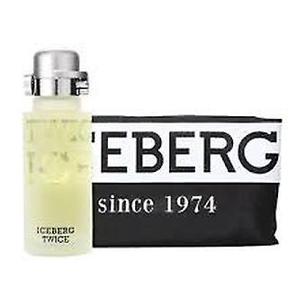 Iceberg Twice Pour Homme Gift Set 125ml EDT + String Bag