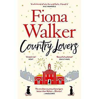Country Lovers by Fiona Walker - 9781784977276 Book