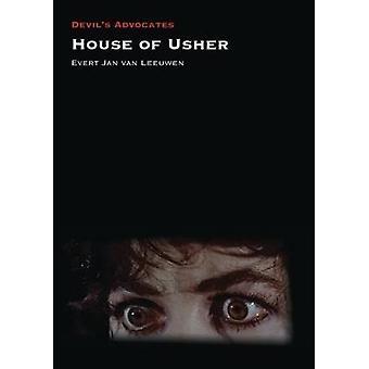 House of Usher by Evert Van Leeuwen - 9781911325604 Book