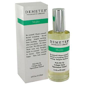 Demeter Mojito Cologne Spray af Demeter 4 oz Cologne Spray