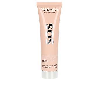 Mádara Organic Skincare Sos Hydra Moisture + Radiance Mask 60 Ml For Women