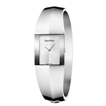 Calvin Klein K7C2M116 Shape Silver Dial Ladies Watch