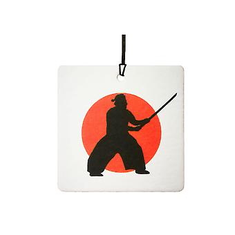 Samurai bil Air Freshener