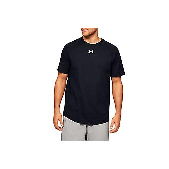 Under Armour Charged Cotton SS Tee 1351570-001 Mens T-shirt