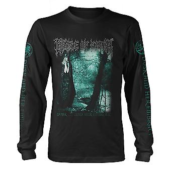 Cradle Of Filth Dusk And Her Embrace Longsleeve Official Tee T-Shirt Unisex