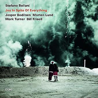 Bollani / Bodilsen / Lund / Turner / Frisell - glädje i trots av allt [CD] USA import