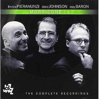 Pieranunzi/Johnson/Baron - Play Morricone 1 & 2: The Complete Recordings [CD] USA import