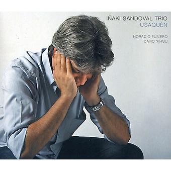 Imaki Sandoval Trio - Usaquen [CD] USA import