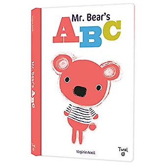 Mr. Bear's ABC by Virginie Aracil - 9782747095006 Book