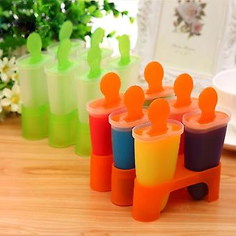 Ice Cube Molds For Summer Popsicle Maker - Kitchen Tools Lolly Mould