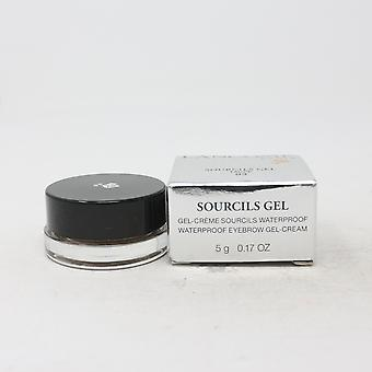 Lancome Sourcils Waterproof Eyebrow Gel Cream  0.17oz/5g New With Box
