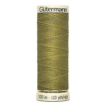 Gutermann Sew-all 100% Polyester Thread 100m Hand and Machine Colour Code  - 397