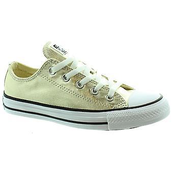 كونفيرس سيتاس أوكس الذهب الخفيفة / الأبيض / أسود للجنسين 153181C أحذية الأحذية