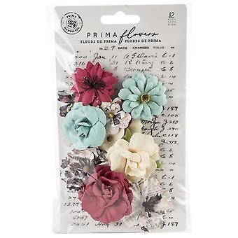 Prima Marketing Midnight Garden Flowers Elemental Beauty